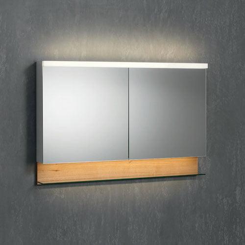 Madera Spiegelschrank mit Holz