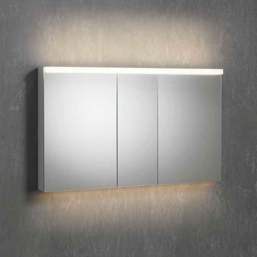 Spiegelschrank mit schlichtem Design