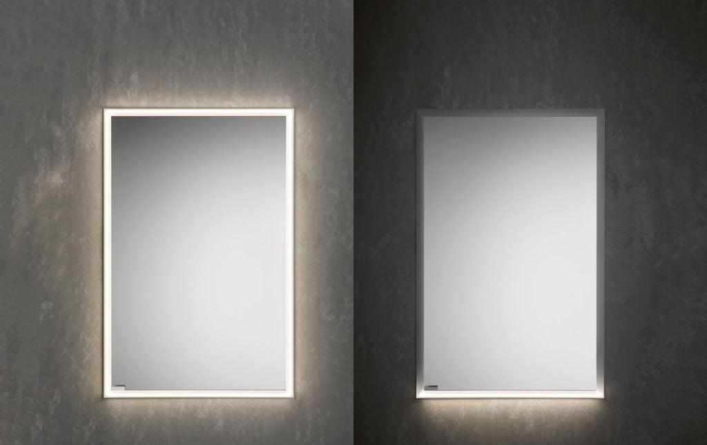 Spiegelschrank Quadro Sidler