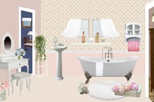 3 Tipps, die aus einem kleinen Badezimmer eine Wohlfühloase machen