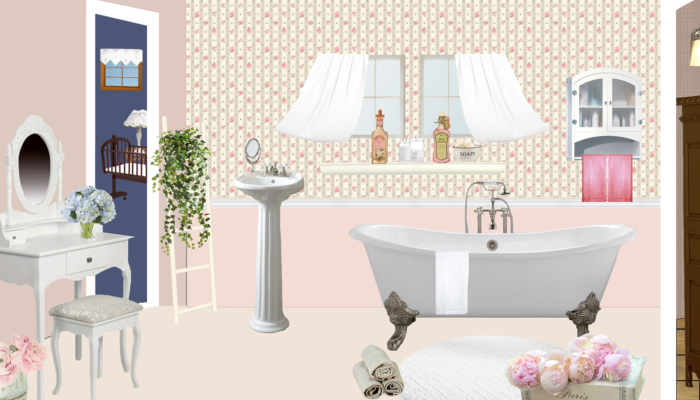 3 tips that turn a small bathroom into an oasis of well-being